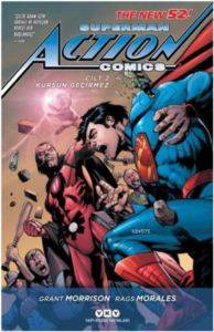Süperman Action Comics 2 – Kurşun Geçirmez
