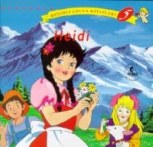 Resimli Çocuk Kitapları 5 Heidi