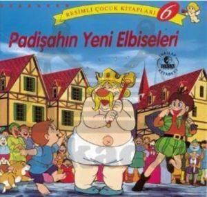 Padişahın Yeni Elbiseleri - Resimli Çocuk Kitapları - 6