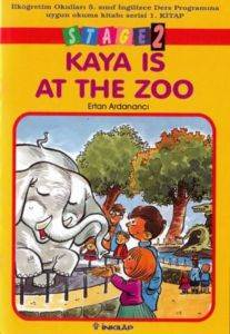 Kaya Is At The Zoo