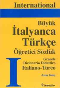 Büyük İtalyanca Türkçe Öğretici Sözlük Ciltli