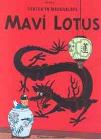 Tenten'in Maceraları Mavi Lotus