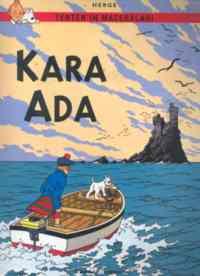 Tenten'in Maceraları Kara Ada