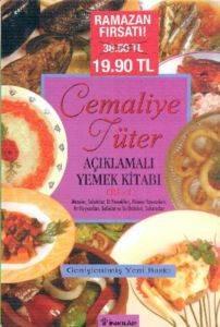 Açıklamalı Yemek Kitabı Cilt 2 Ciltli