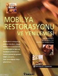 Dekoratif Teknikler - Mobilya Restorasyonu ve Yenilemesi