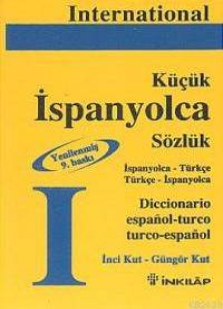 İspanyolca Cep Sözlüğü