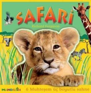 Safari 6 Muhteşem Üç Boyutlu Sahne