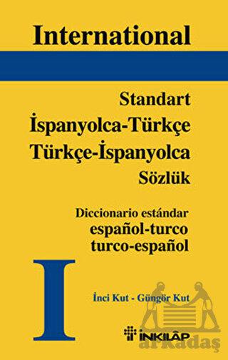Standart İspanyolca-Türkçe Türkçe-İspanyolca Söz