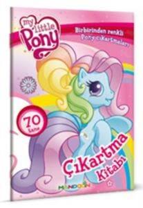My Little Pony Çıkartma Kitabı