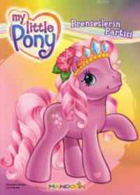 My Little Pony Prenseslerin Partisi