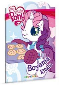 My Little Pony Boyama Kitabı Sweeite Belle