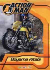 Action Man Boyama Kitabı