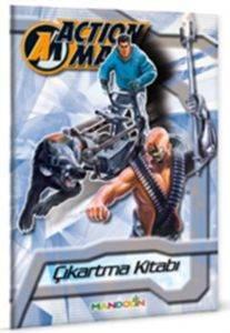 Action Man Çıkartma Kitabı
