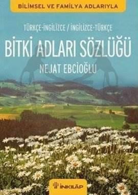 Bitki Adları Sözlüğü (İngilizce-Türkçe / Türkçe-İngilizce)