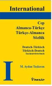 Almanca-Türkçe Türkçe Almanca Sözlük (Cep Boy)