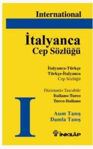 İtalyanca Cep Sözlüğü