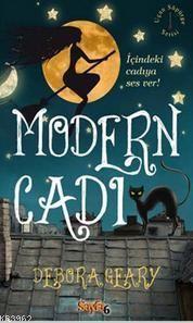 Modern Cadı - Uçan Süpürge Serisi 1