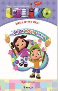 Leliko Öykülü Boyama Serisi Doya Doya Boya