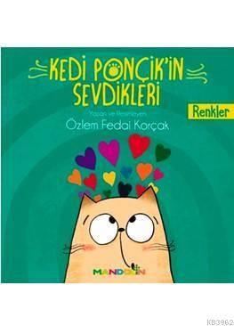 Kedi Ponçik'in Sevdikleri - Renkler