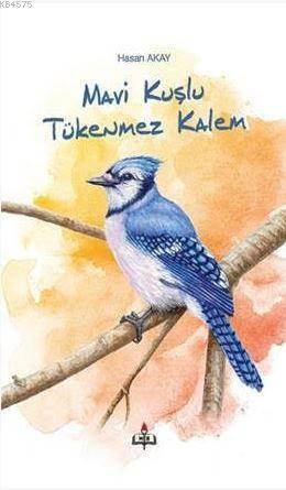 Mavi Kuşlu Tükenmez Kalem