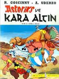 Asteriks Kara Altın