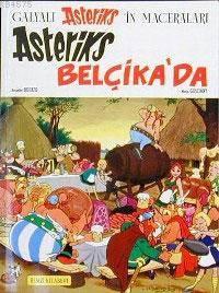 Asteriks Belçika'da