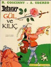 Asteriks Gül ve Kılıç
