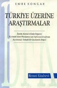 Türkiye Üzerine Araştırmalar