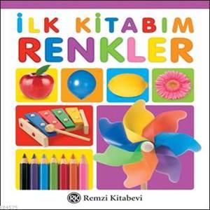 Ilk Kitabim Renkler