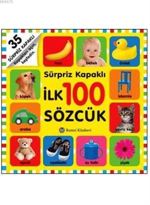 Sürpriz Kapaklı İlk 100 Sözcük; 3+ Yaş