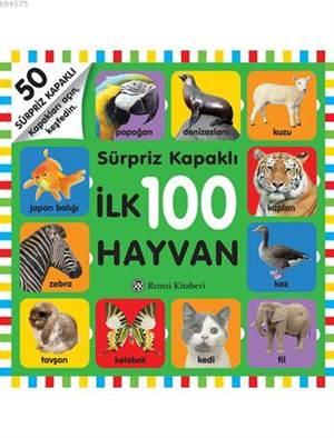 Sürpriz Kapaklı İlk 100 Hayvan