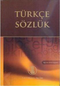 Türk Dil Kurumu Türkçe Sözlük Ciltli 1.Hamur