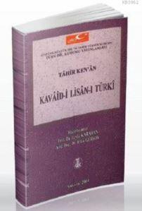 Kavaid-İ Lisan-I Türki