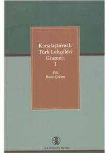 Karşılaştırmalı Türk Lehçeleri Grameri-1