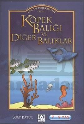 Çağ.TürkFab./Köpekbalığı ve Diğer Balıklar