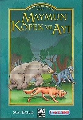 Çağ.TürkFab./Maymun  Köpek ve Ayı