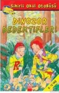 Sihirli Okul Otobüsü Dinozor Dedektifleri