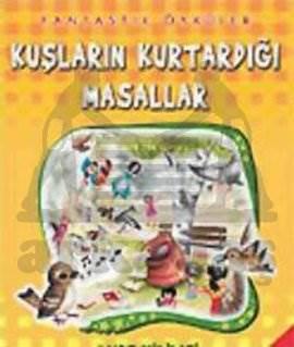 Kuşların Kurtardığı Masallar (2. ve 3. sınıf)