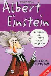 Benim Adım...Albert Einstein