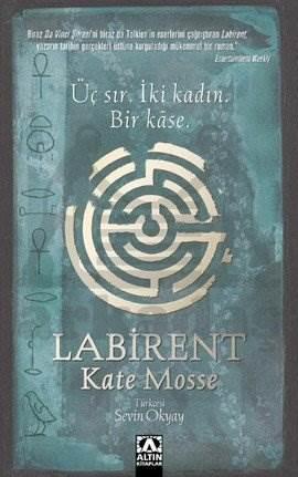 Labirent:Üç Sır.İki Kadın.Bir kase