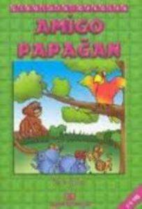 Çikolata Öyküler Amigo Papağan El Yazılı