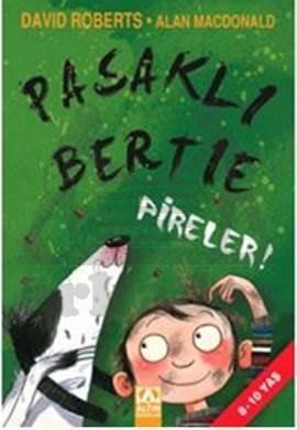 Pasaklı Bertie Pireler! (8-10 yaş)