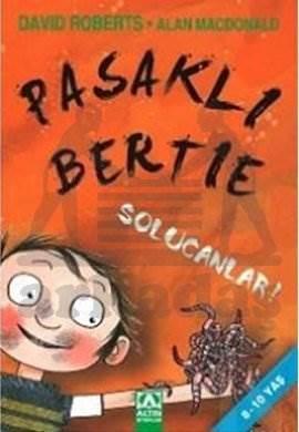 Pasaklı Bertie Solucanlar ! (8-10 yaş)