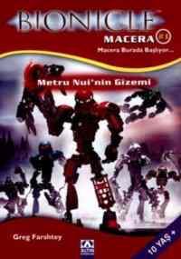 Bionicle Macera-1 Metri Nui'nin Gizemi