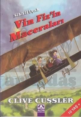 Sihirli Uçak Vin Fiz'in Maceraları (10+ yaş)