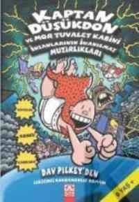 Kaptan Düşükdon ve Mor Tuvalet Kabini - 8