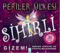 Sihirli Periler Ülkesi Gizem - Sanal 3D Pop-Up Kitabı