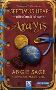 Septimus Heap 4 Kitap Arayış
