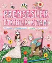 Prensesler Etkinlik Kitabı
