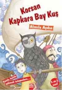 Korsan Kapkara Bay Kuş - Çocuk
